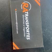 R. A. TRANSPORTE DE CARGA LTDA - Empresa de Transporte de Veiculos